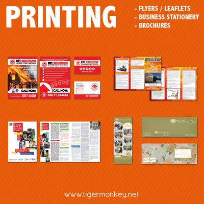 Londonderry's Professional Printing and Design Company