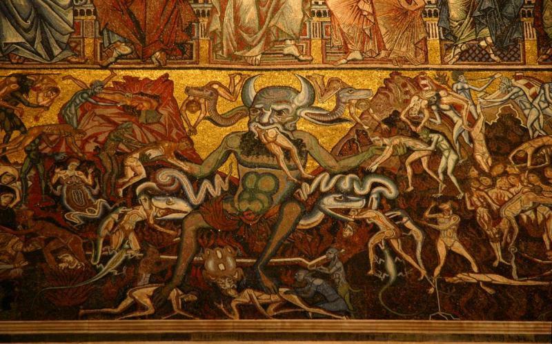 Prière orthodoxe contre les démons