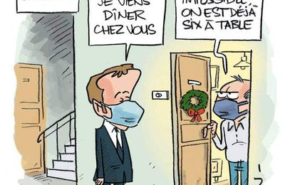 Macron n'est pas Giscard