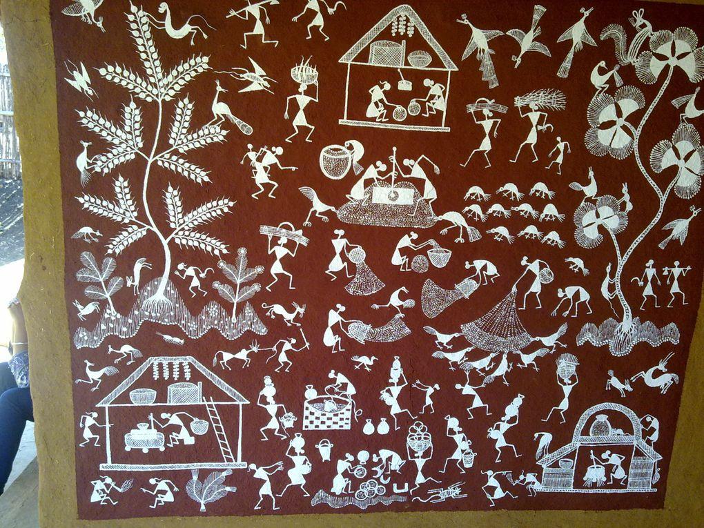 Album - Musée ethnologique de Bhopal