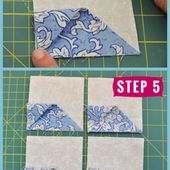 How to Make 3-D Pinwheels | Sewing Pattern Articles | YouCanMakeThis.com