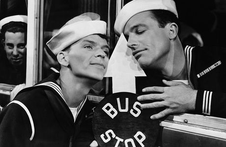 ANCHORS AWEIGH - George Sidney (1945)