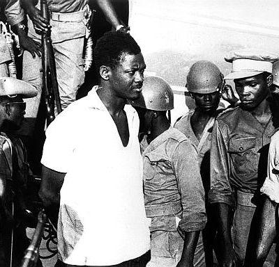 le 17 janvier 1961, assassinat de Patrice Lumumba