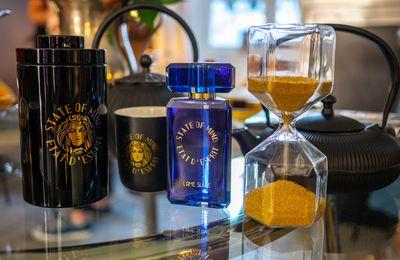 Le Salon de thé olfactif State of Mind un lieu unique d'expérimentations sensorielles