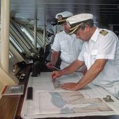 Route de navigation 2/5 - Reporter une position sur une carte - ActuNautique.com