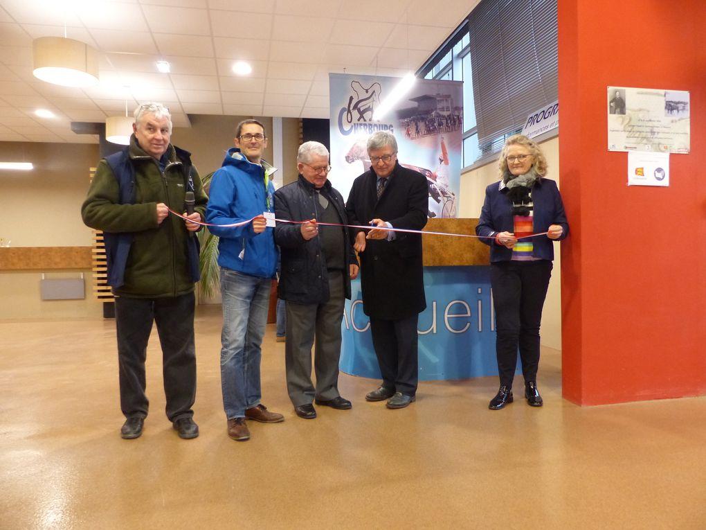 Hippodrome de Cherbourg-en-Cotentin : finale régionale de cross UNSS ce mercredi 11 décembre et sol inauguré le 1er décembre