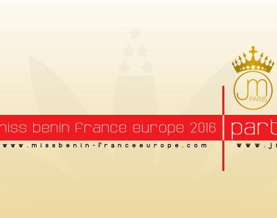 MISS BÉNIN France Europe