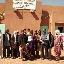 Agadez : nouvelle marche le mercredi 5 mars 2014