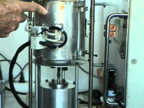 Fabrication d'un tube Triode