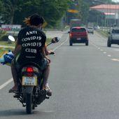 Vu sur la route (21-04) - Noy et Gilbert en Thaïlande