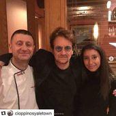 Bono à Cioppino's Mediterranean Grill -Vancouver -07/05/2017 - U2 BLOG