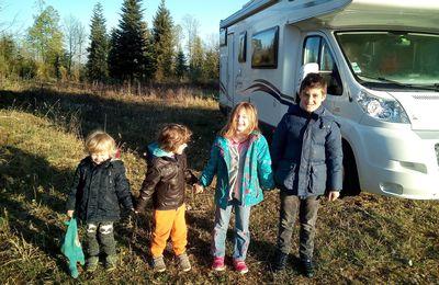 Pâques en camping-car