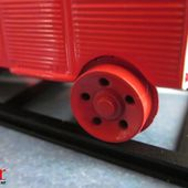 FASCICULE N°88 CITROEN 2CV SUR RAILS NOREV 1/43 - car-collector