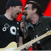 Un Mayennais vend une pièce collector du groupe U2 et reversera l'argent à du personnel soignant. - U2 BLOG