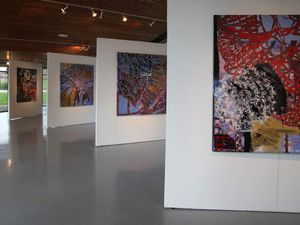 """Fandangos"",2013.Espace Aragon,Villard Bonnot"