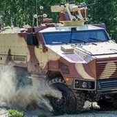 Armement : Renault Trucks Defense perd une compétition stratégique face à Nexter