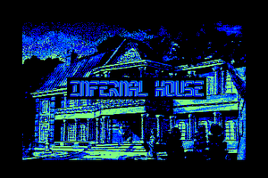 Amstrad CPC Intro - Infernal House (FR)