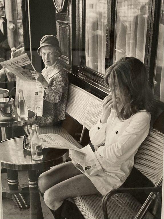 Cartier Bresson : Paris mai 68