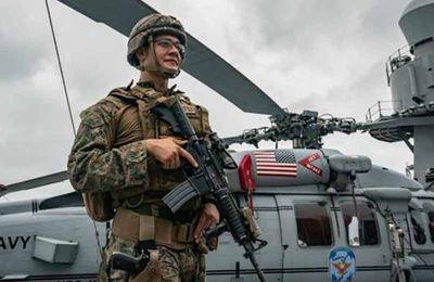 Les États-Unis, le Japon et la France organisent pour la première fois des exercices conjoints sur le territoire japonais en gardant un œil sur la Chine