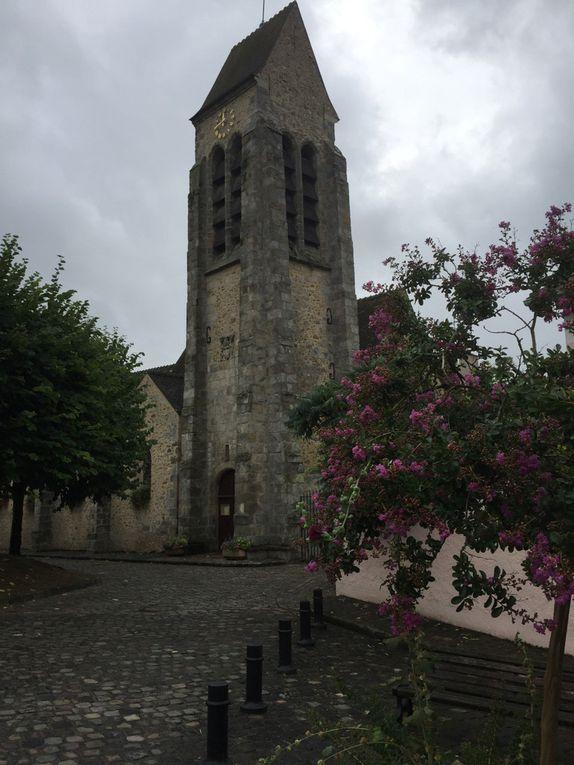 Journée Massy-Palaiseau/Champlan/Saulx-les-Chartreux du jeudi 15 septembre 2016