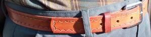 82 - une nouvelle ceinture