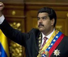 Venezuela : « Un peuple Président »
