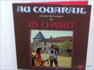 les chatelet, l'origine d'une formation lorraine autour de roland, brigitte et françoise, ils se connaissaient depuis la gare du chatelet à paris