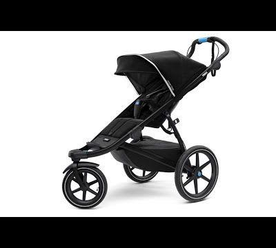Choisir la meilleure des poussettes pour bébé : Thule Urban Glide 2 - Confort, sécurité et praticité !
