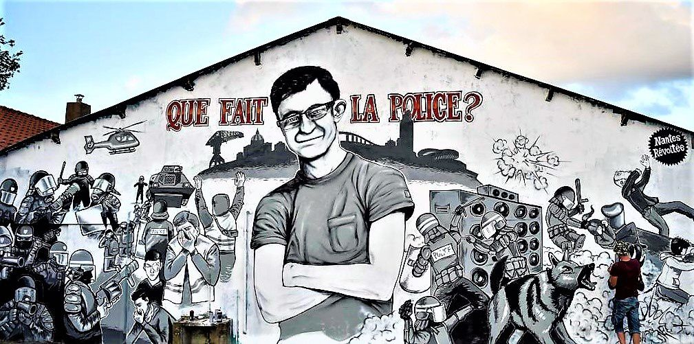 Mort de Steve Maia Caniço : y a des mecs dans la Loire ! crient des participants à la fête de la musique aux policiers