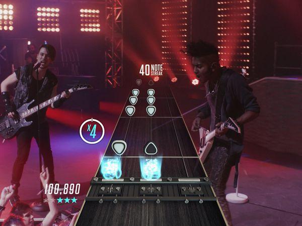 Guitar Hero Live sur mobile se dévoile