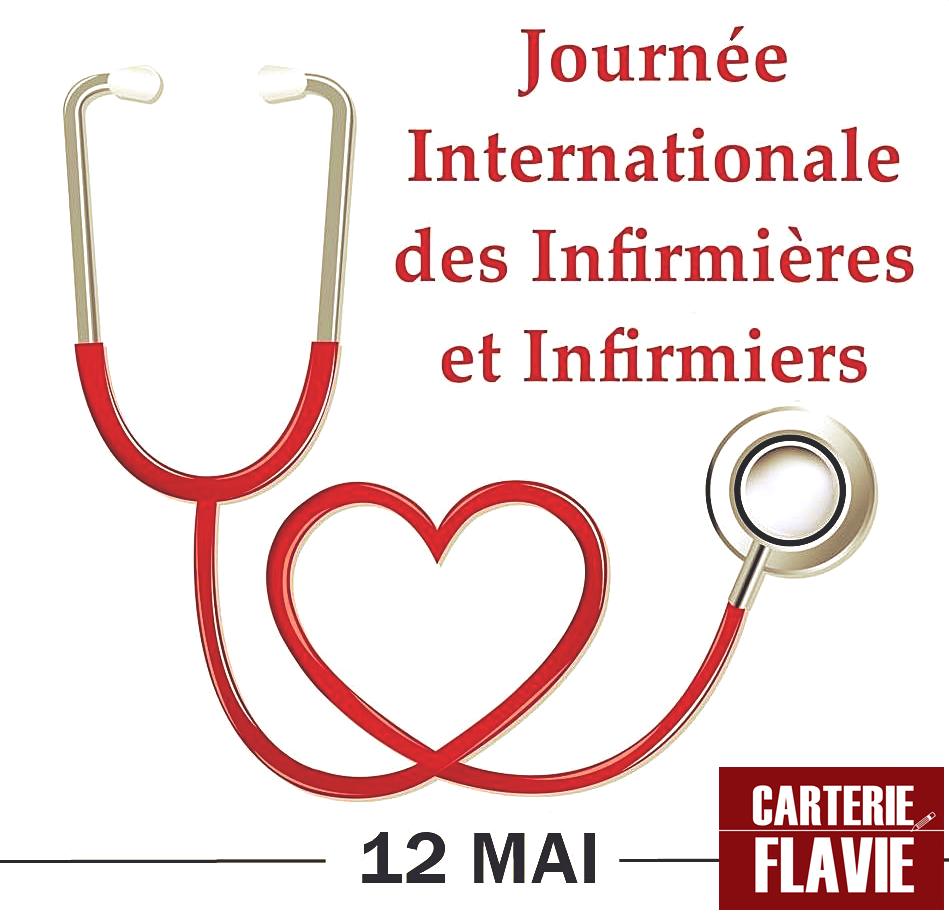 12 MAI | journée internationale des Infirmières et Infirmiers <3