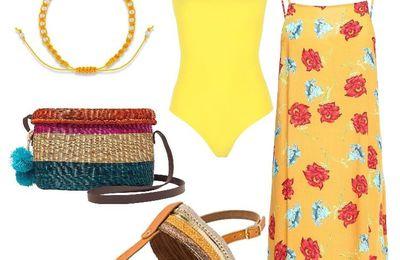 Tenues de plage, on s'inspire de looks crées sur Bantoa dans d'autres boutiques.