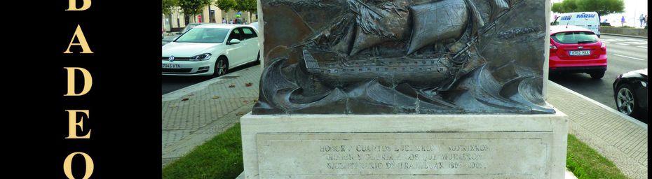 VILLE de RIBADEO ( GALICE ( Galicia - Espana ) - CAMINO del NORTE - royaume wisigoth