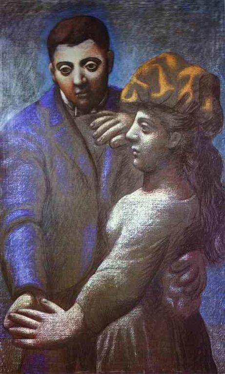 Pendant la période des années 1920, dans un climat de reconnaissance mondaine, il peignit des tableaux marqués par un retour à la figuration et au classicisme : Trois Femmes à la fontaine (1921), et des œuvres inspirées par la mythologie comme