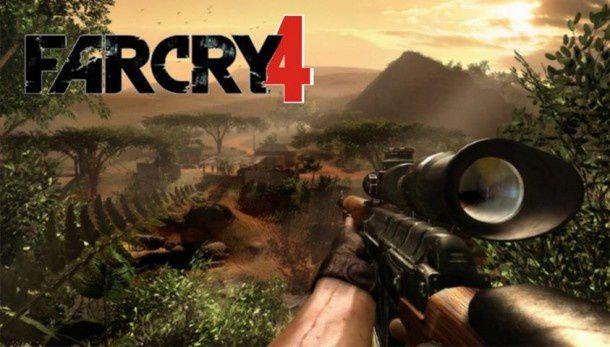 Jeux video: Des news sur FAR CRY 4 !