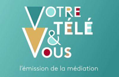 """""""Entre publics et médias, le ton monte"""" au sommaire de """"Votre télé et vous"""" ce soir sur France 3"""
