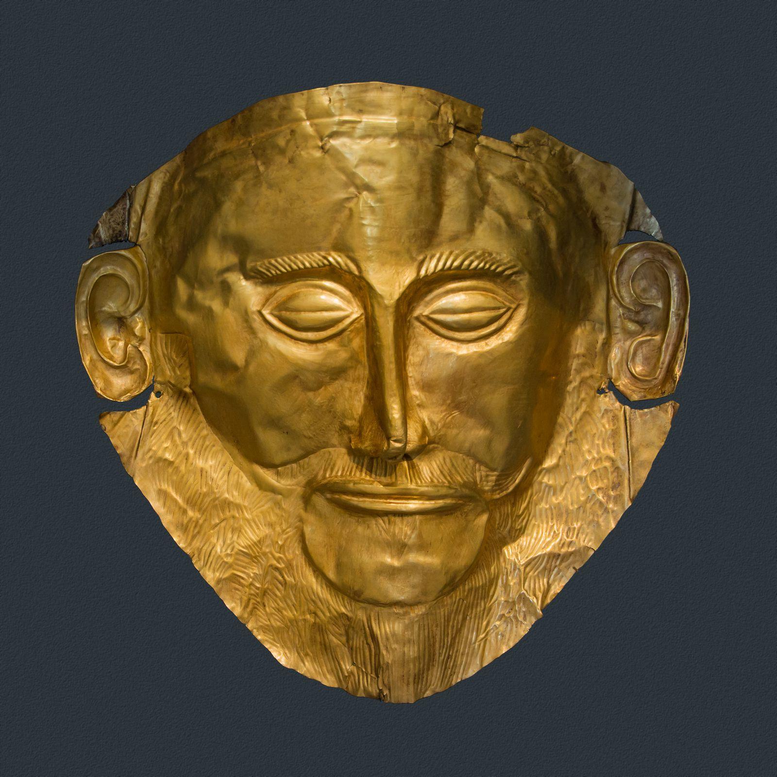 Visage d'un roi vieux de 3600 ans ?
