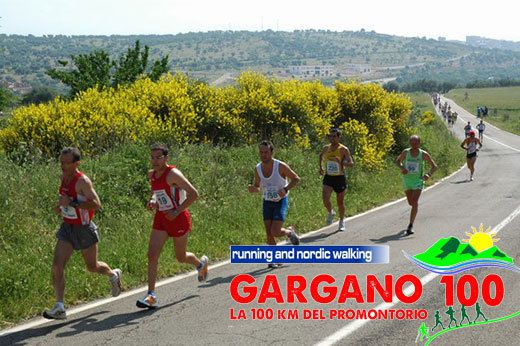 100 km del Gargano (1^ ed.). La vittoria é andata a Luca Morstabilini e a Viviana Verri. Buona la prima con numerosi partecipanti e apprezzamenti per la bellezza e le suggestioni del percorso