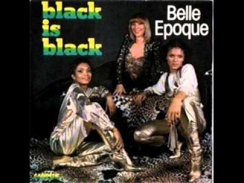 """belle époque, un groupe disco de légende de chanteuses avec notamment le fameux """"miss broadway"""""""