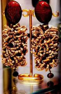 Simone d'AVRAY. Créateur de bijoux Paris.
