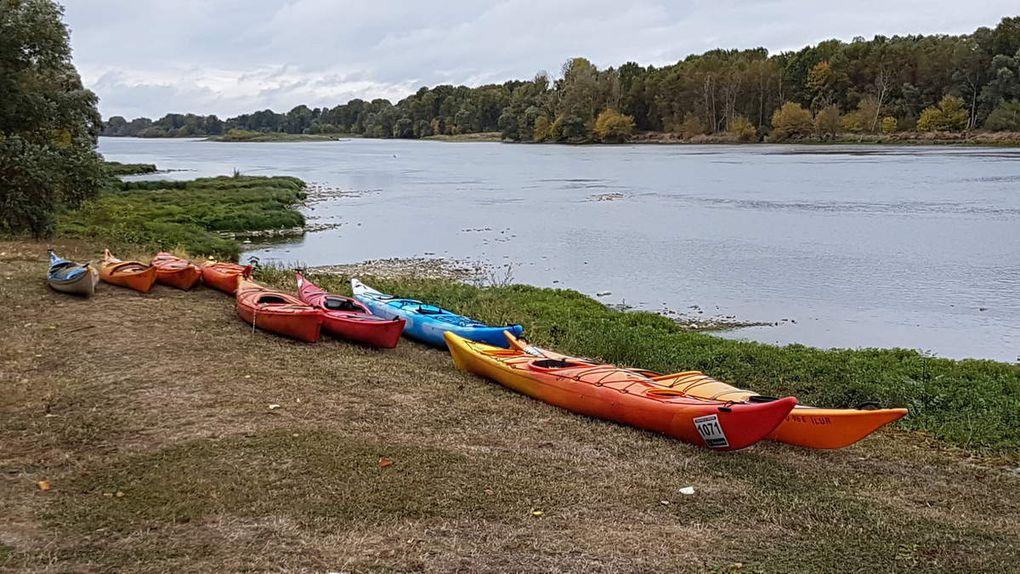 Randonnée Pédestre 'Loire - Sologne' à Saint Laurent - Nouan le 7 Octobre 2018