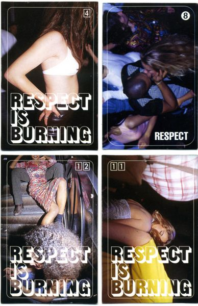 David Blot : marques de RESPECT