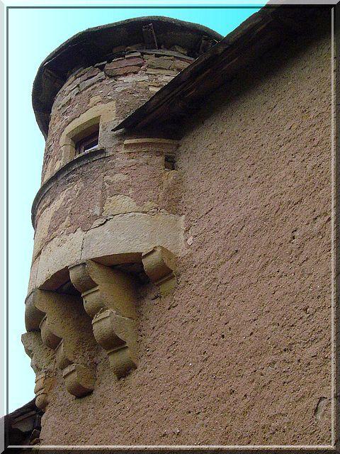 Diaporama châteaux et maisons fortes de Bozouls