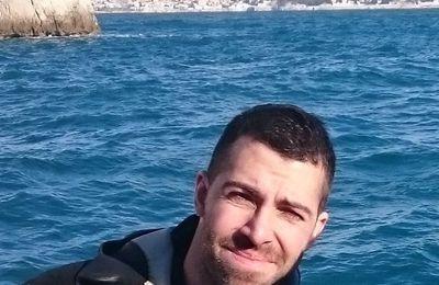 Thomas, en formation N3 / préfo scapandrier à Marseille
