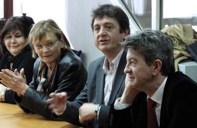 Candidature de Mélenchon : Gilles Poux et Marie-George Buffet en roue libre !