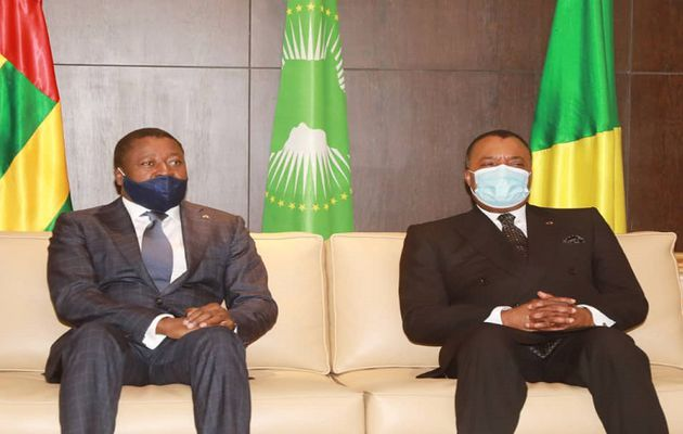 Denis Sassou N'Guesso and Faure Gnassingbé call for inclusive transition in Chad