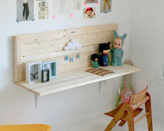 38 bureaux inspirants pour les enfants