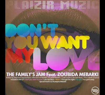 Zoubida Mebarki revient avec un nouvel EP très Funky