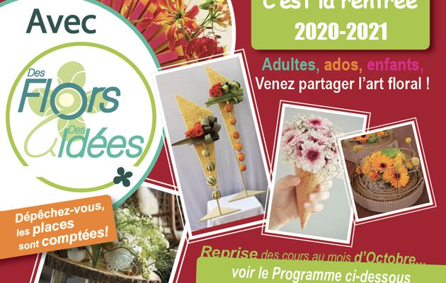 ATELIER Ados/Adultes - PROGRAMME et INSCRIPTION