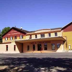 Cave coopérative de Lablachère (Ardèche)